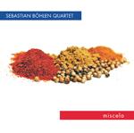 Cover Bild Sebastian Boehlen Quartet