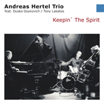 Cover Andreas Hertel Trio