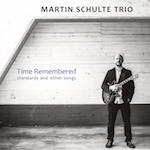Cover Martin Schulte Trio