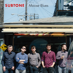 Cover Subtone Moose Blues