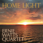 "Cover Ernie Watts Quartet ""Home Light"""