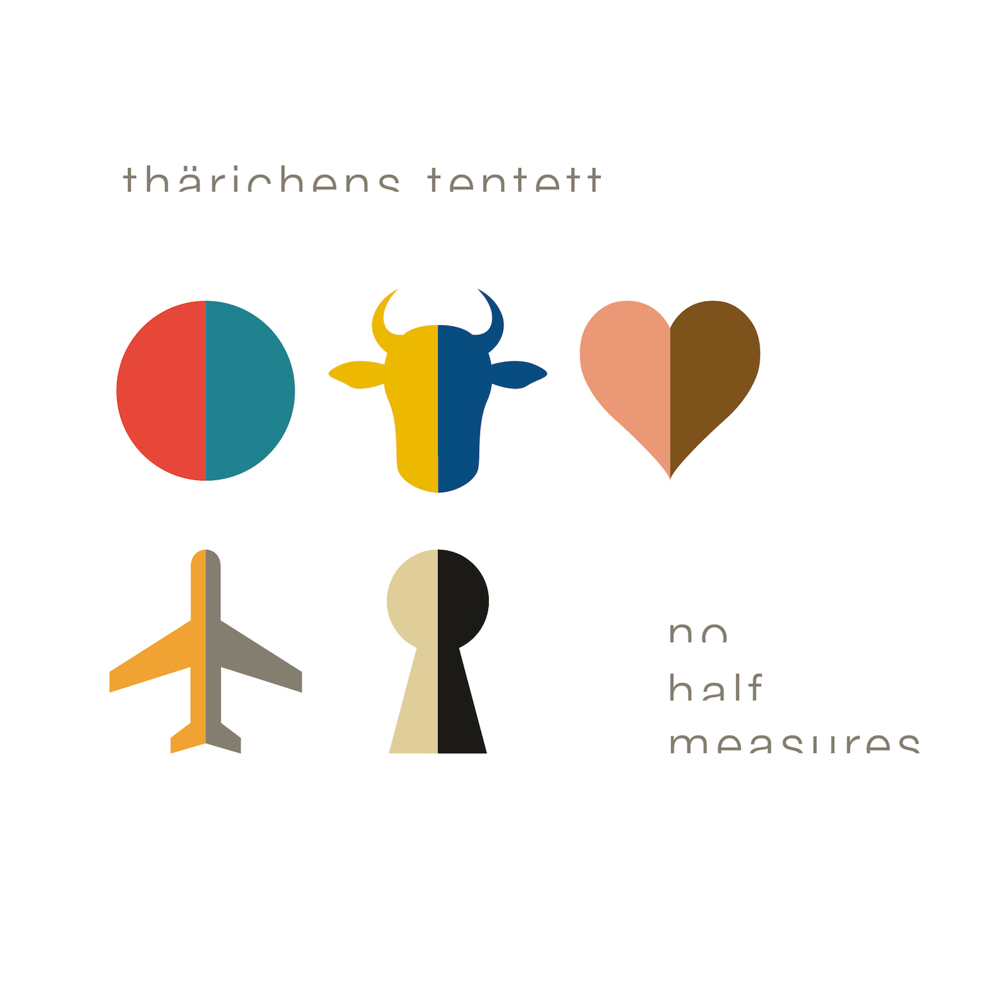 Cover Therichens Tentett No Half Measures