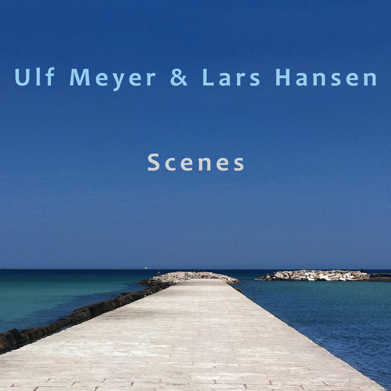 Cover Meyer und Hansen 'Scenes'